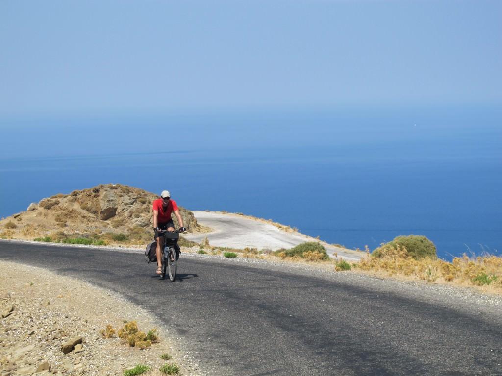 izmir Karaburun Bisiklet Rotası