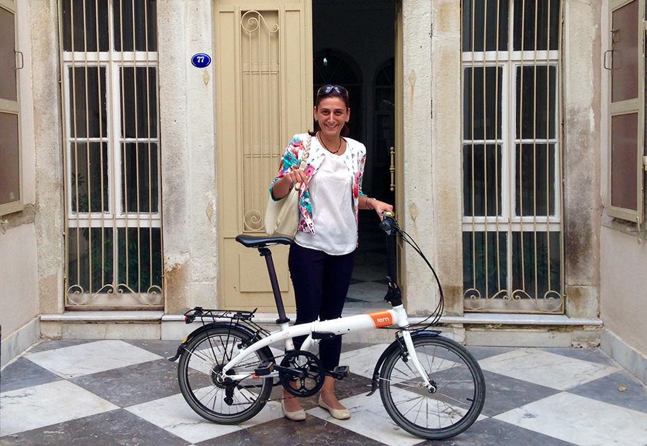bisiklet seytan arabasi