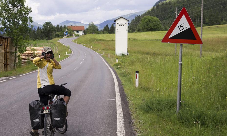 avusturya bisiklet