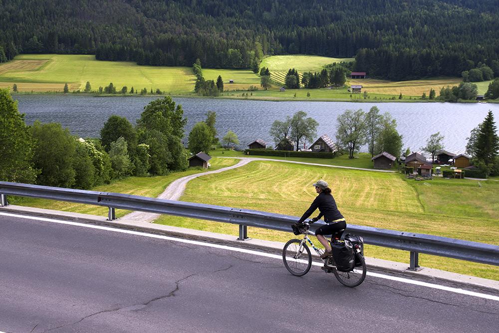avusturya weissensee alpine pearls bikehotel