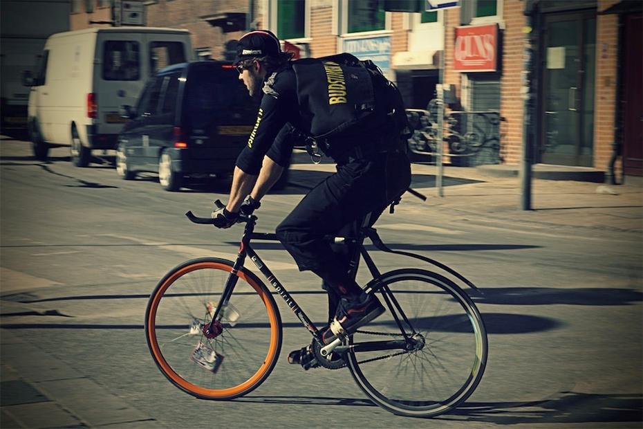 bisiklet kurye istanbul