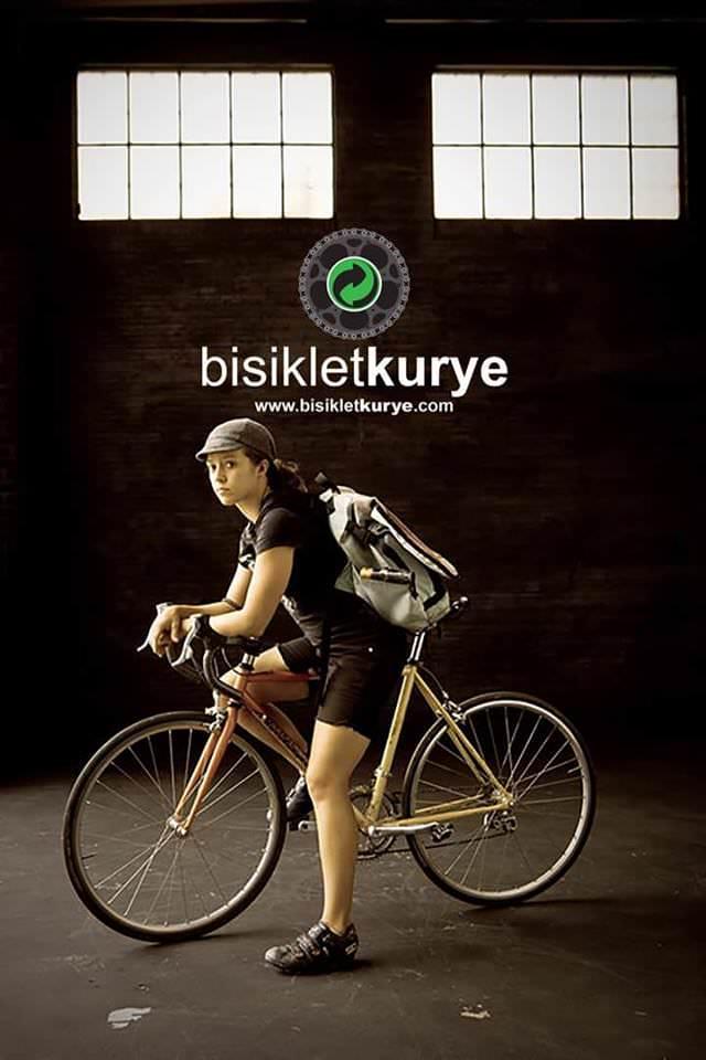 bisiklet kurye