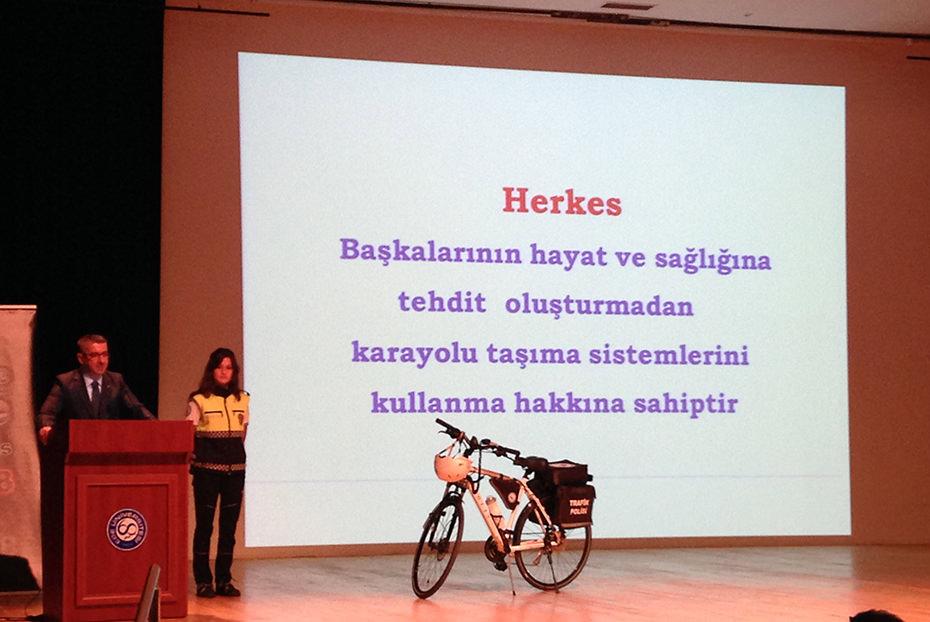 izmir bisiklet sempozyumu 2014