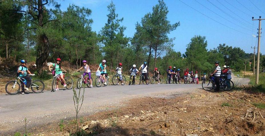 okul bisiklet grubu