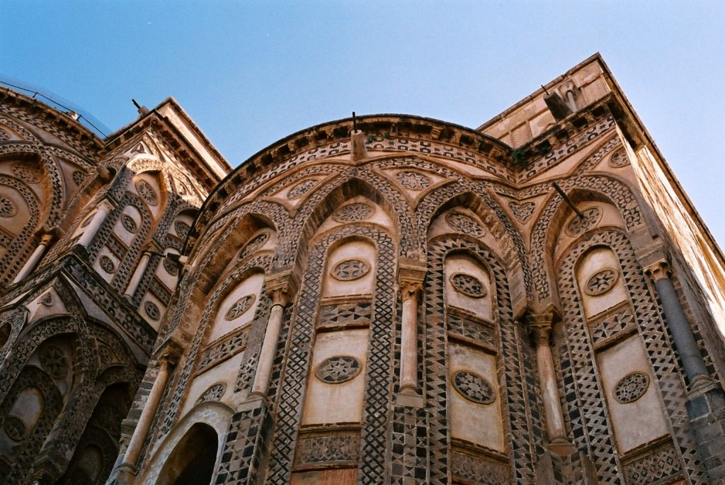 monreale katedral sicilya