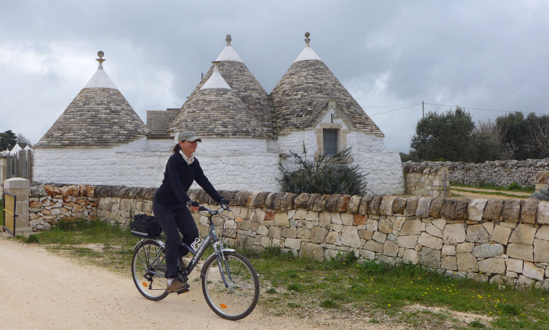 italya itria vadisi bisiklet turu