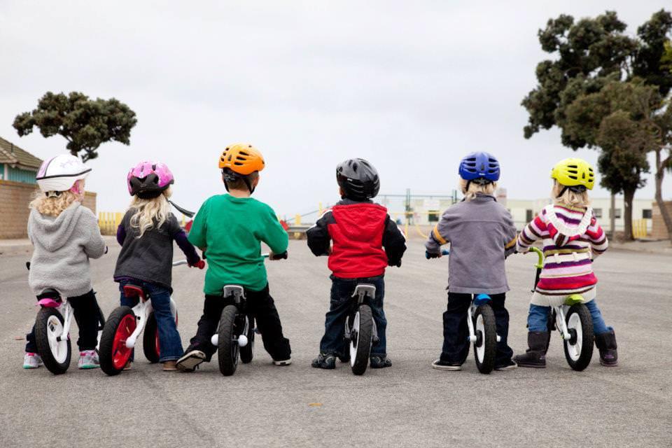 tahta bisiklet denge bisikleti