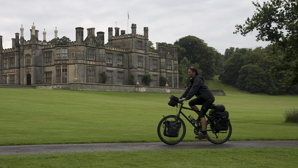 İskoçya bisiklet turu