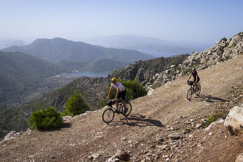 Türkiye Bisikletli Seyahat Rehberi