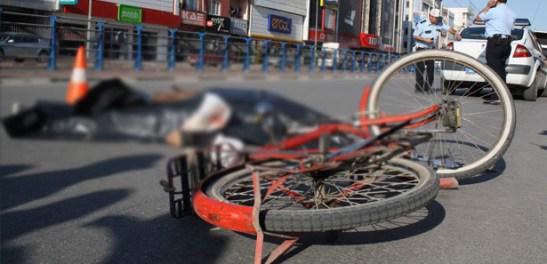 bisikletli ölümleri