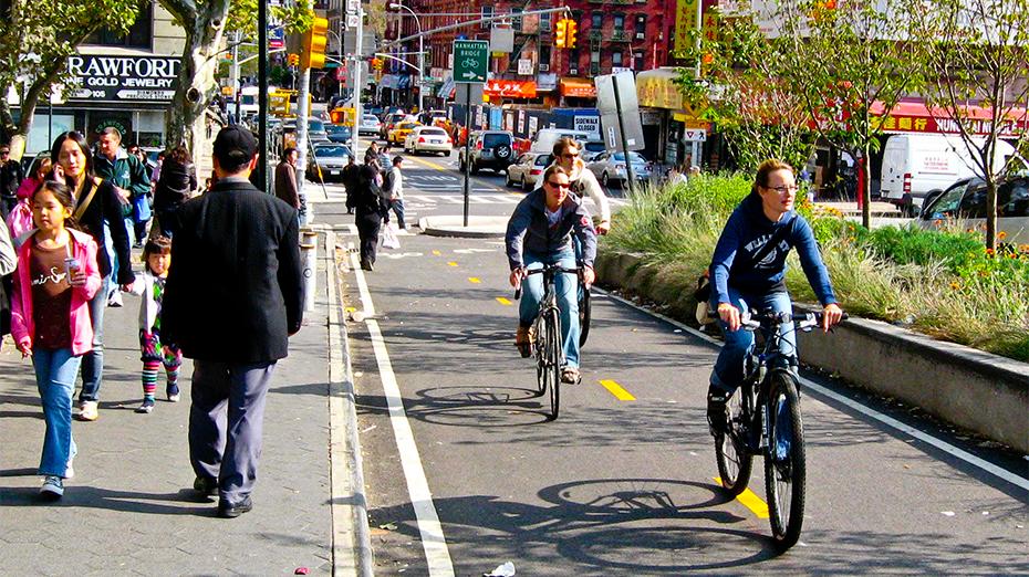 bisiklet yollari