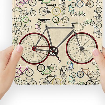 bisikletci icin hediye fikri