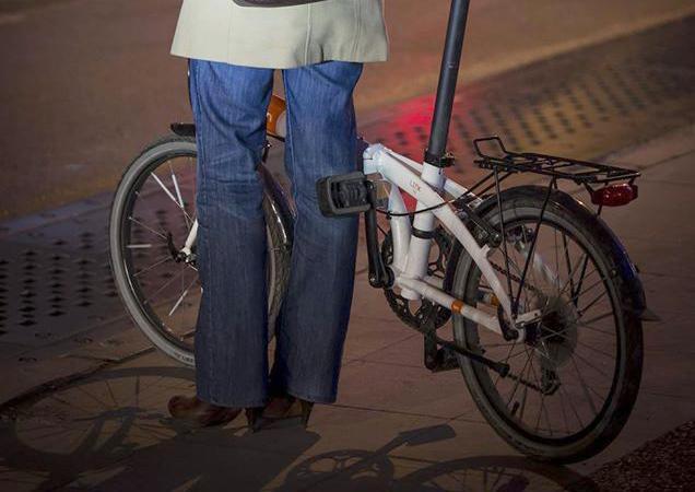 katlanir bisiklet