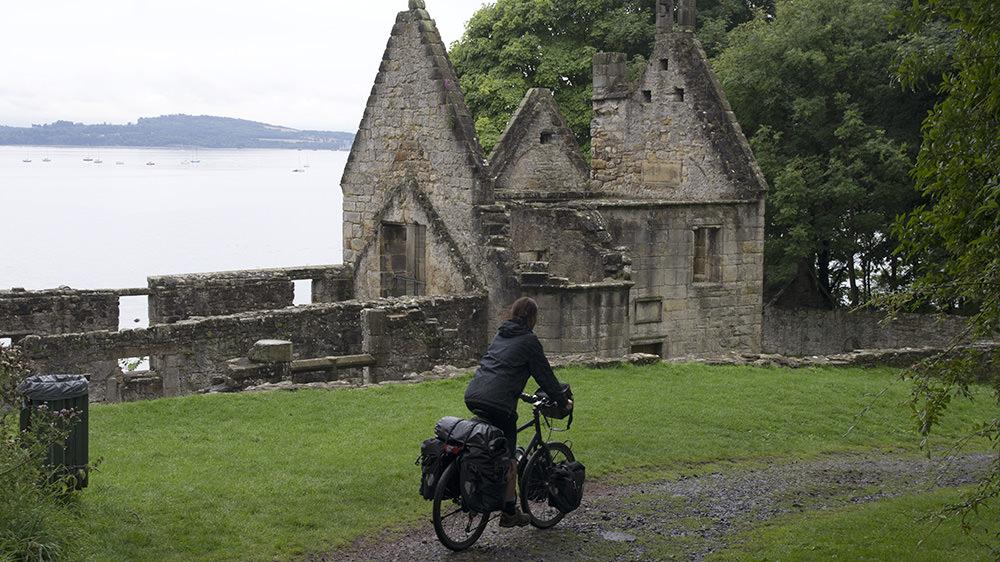 national cycling network scotland