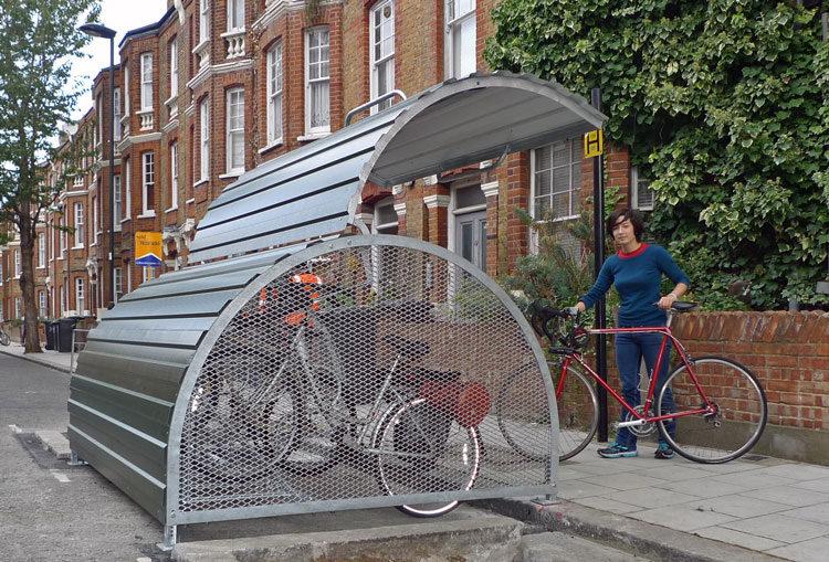 bike storage bisiklet park