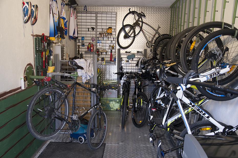 bisiklet oteli bike hotel avusturya