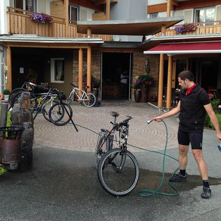 bisiklet oteli bisiklet turizmi