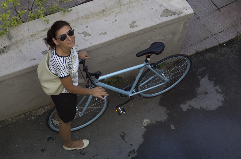 Benim Bisiklet Gardrobum