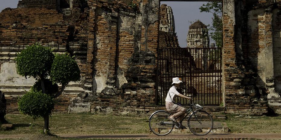 tayland gezi bisiklet