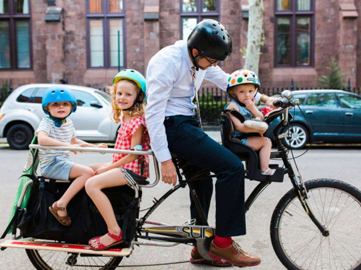 bisiklet cocuk tasima aparati