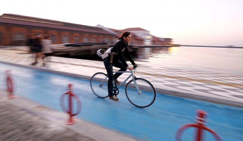 izmir bisiklet pasaport