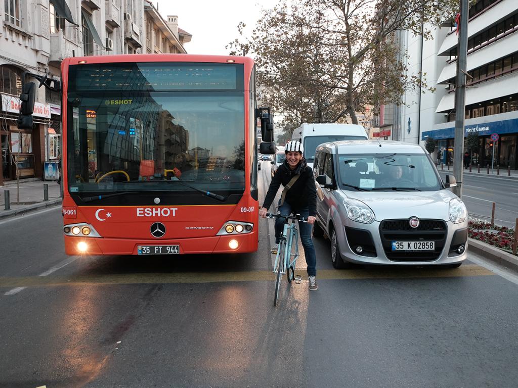 otomobilsiz kentler