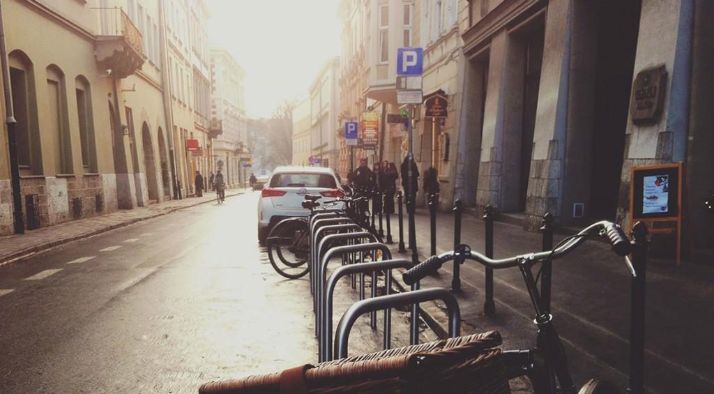 bisiklet park yeri bisikletizm