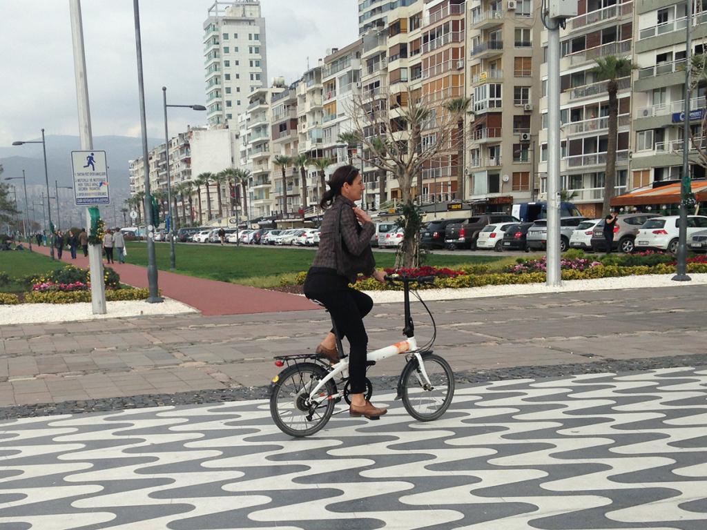 hergün bisiklet