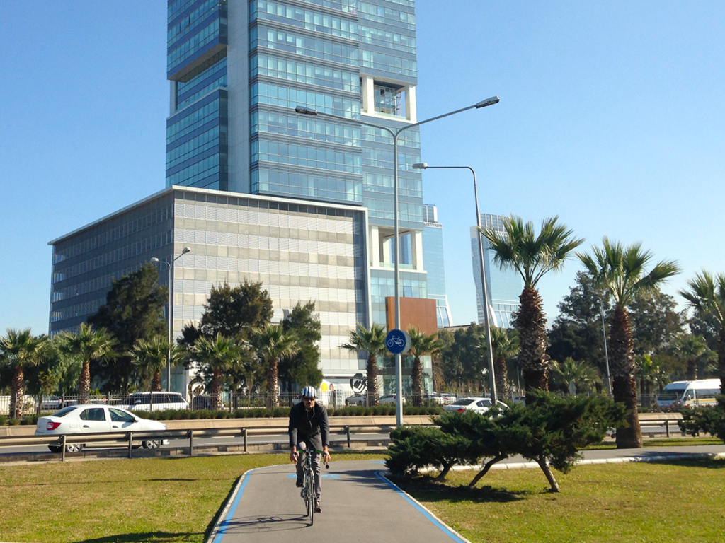 bisikletle ise gitmek biketowork