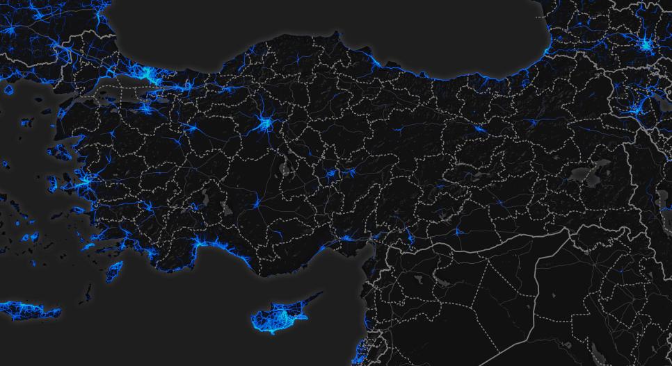 Strava Turkey