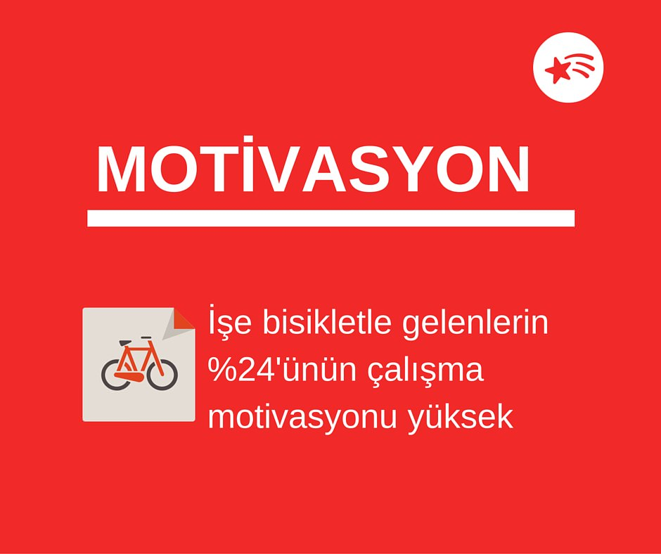 bisiklet moralimizi yukseltiyor