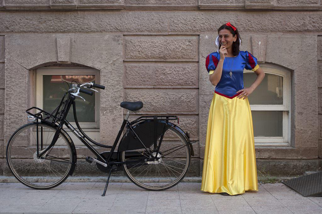 accell bisiklet pamuk prenses