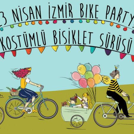 izmir bike party