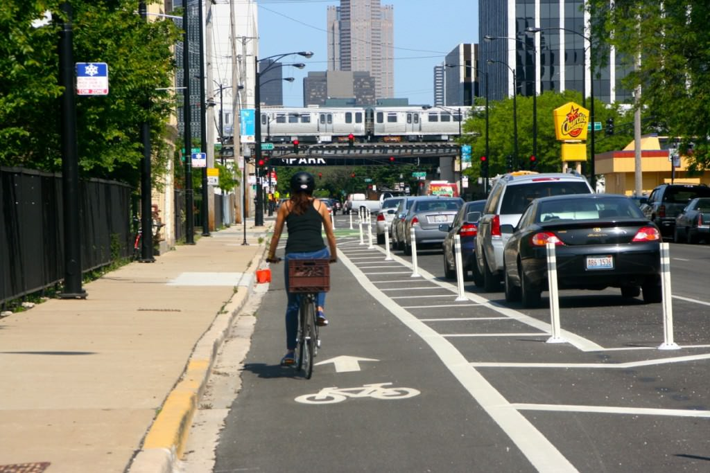 guvenli bisiklet yolu