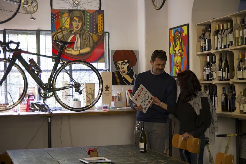 milano ciclosfuso bici wino