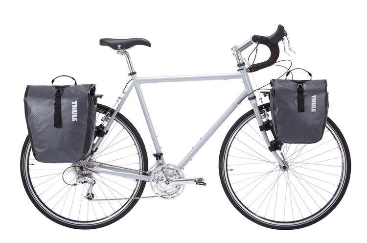 thule bisiklet cantasi su gecirmez