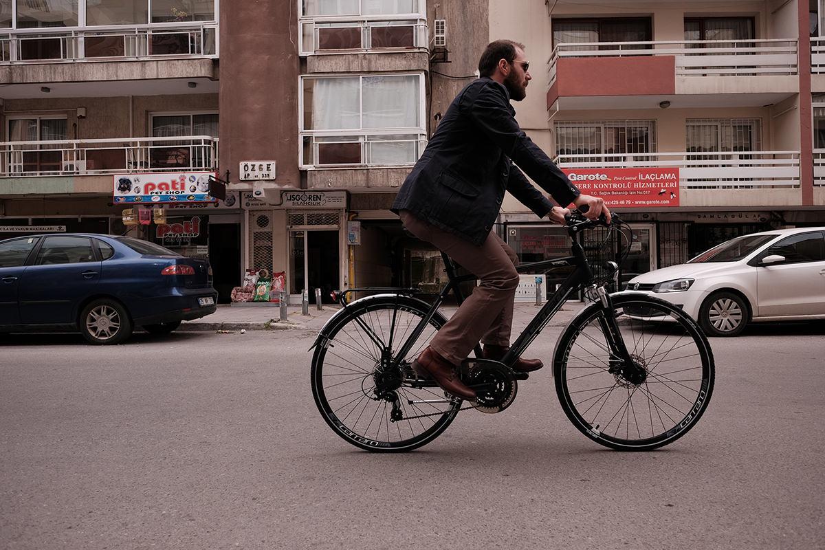 trafikte bisikletle guvenli surus