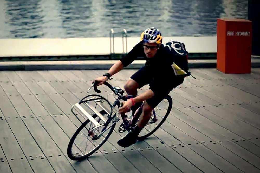 bisikletle para kazanmanin yolu