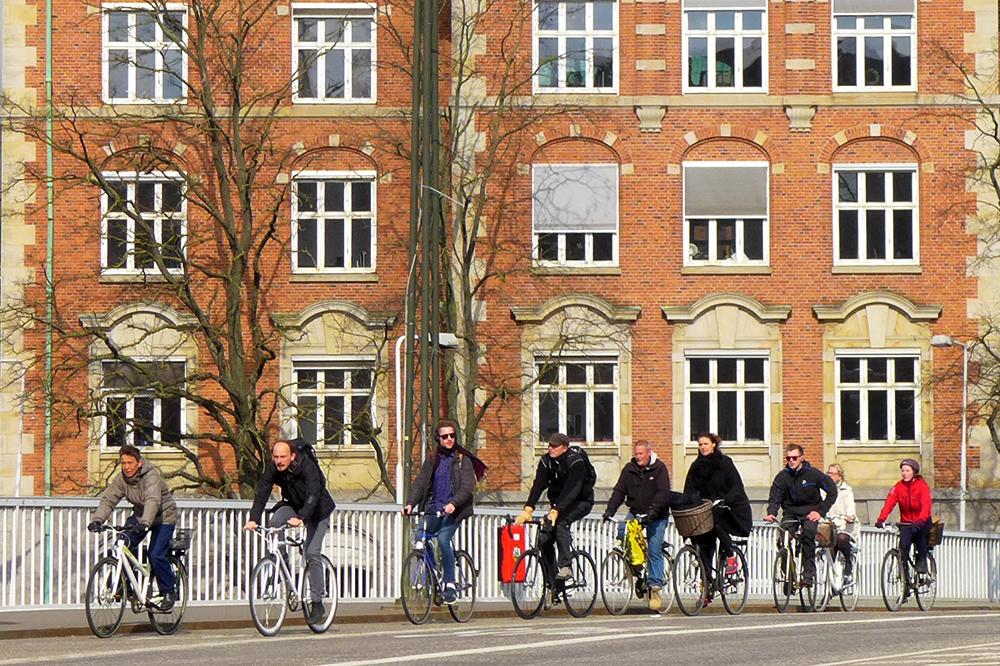 Kopenhag bisiklet