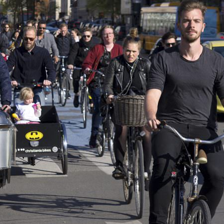 Kopenhag bisiklet tarihi