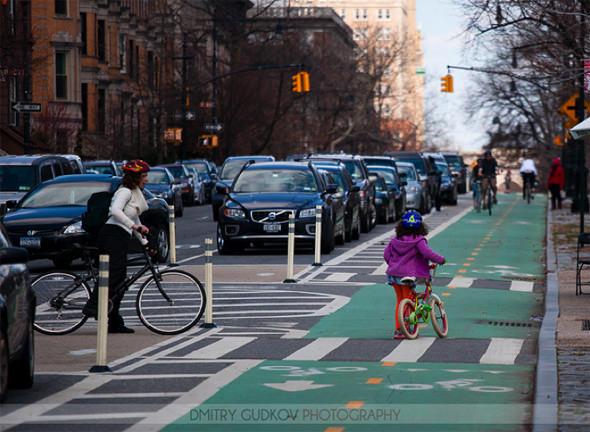 New York Janette Sadik-Khan bisiklet yolu