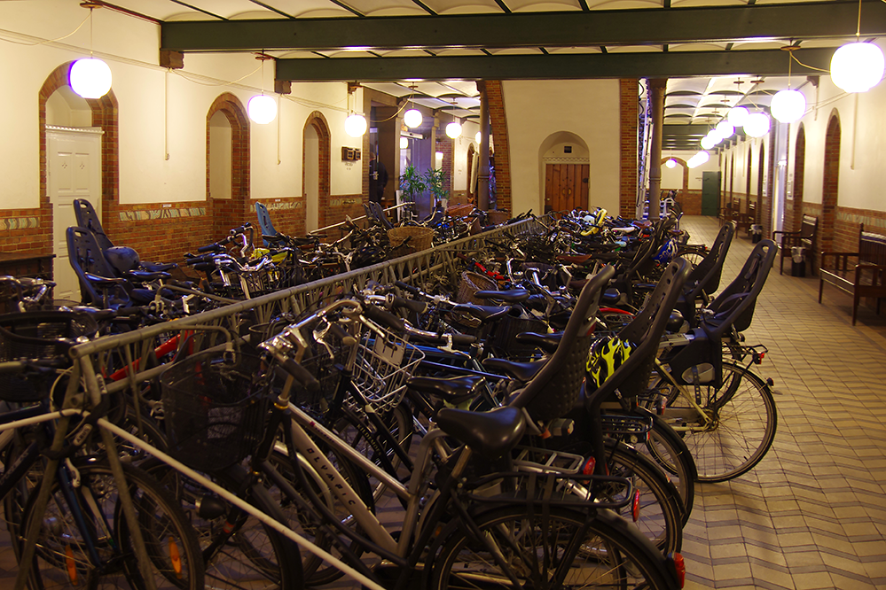 belediye bisiklet park yeri