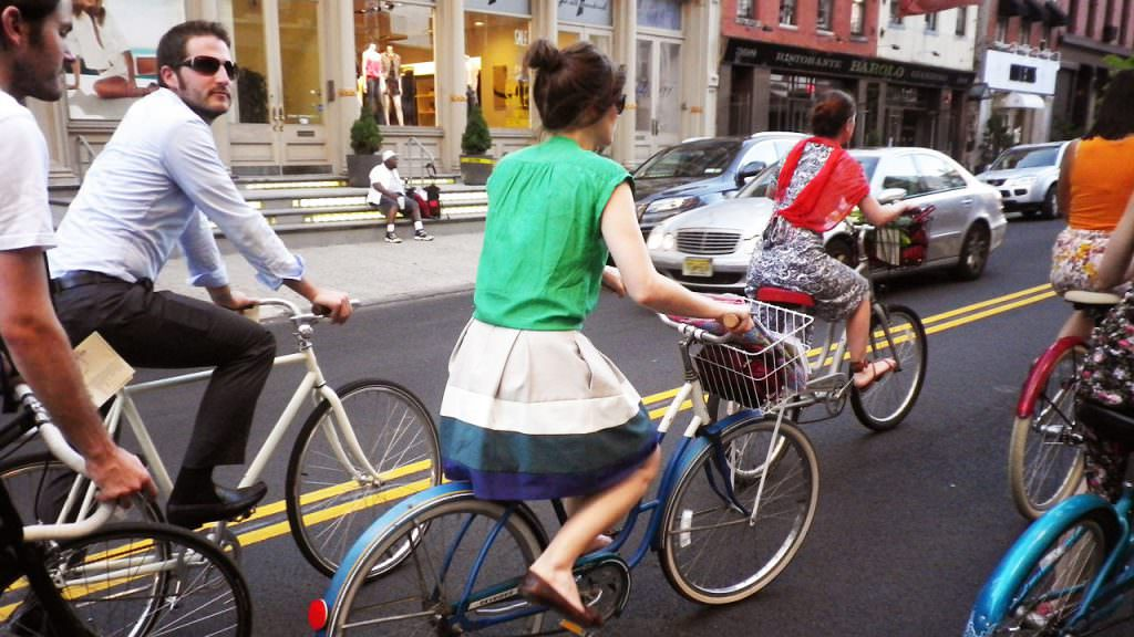new york bisiklet yolu