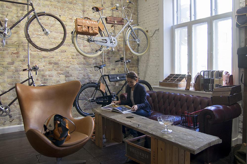 velorbis bicycle
