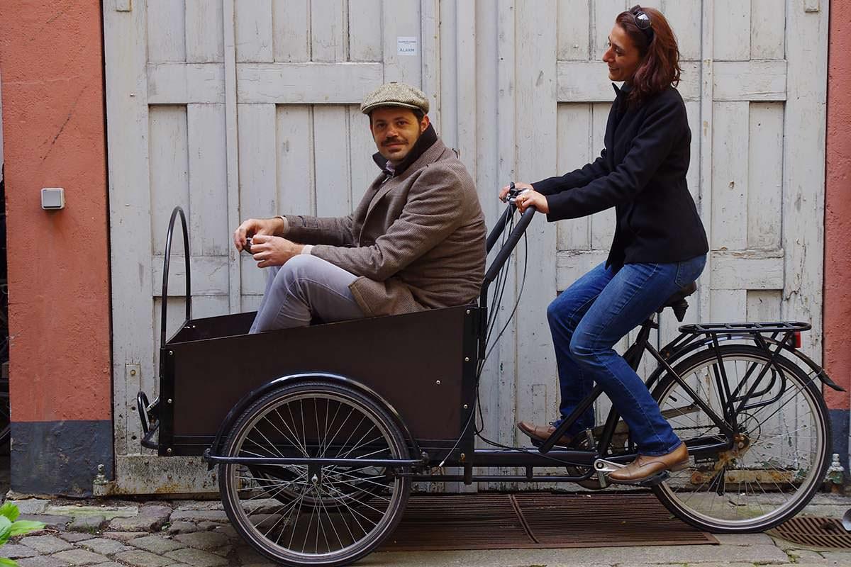 bisiklet ve mutluluk