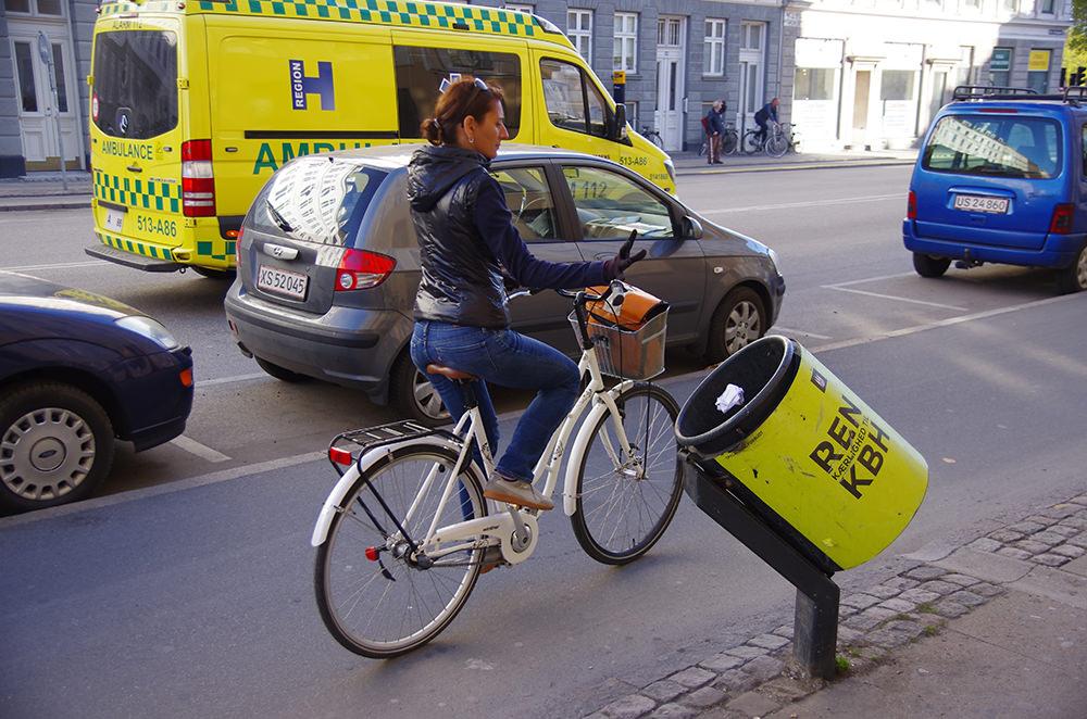 copenhag bisiklet yolu