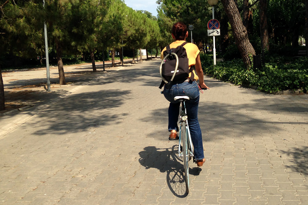 bisikletli yasam