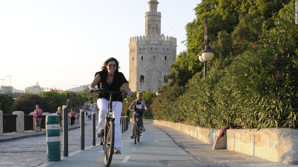 seville bisiklet dostu proje