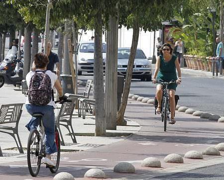 seville ispanya bisiklet