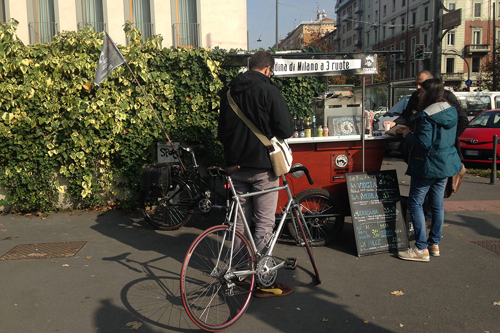 bisiklet milano